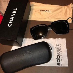Chanel Sunglasses Never Worn